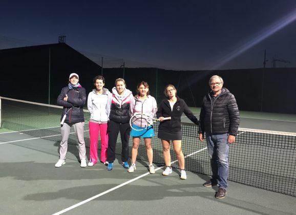 Tennis club priss site officiel du club de tennis de for Eclairage court de tennis exterieur