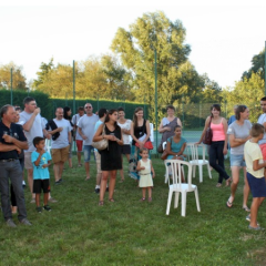 """Garden Party"" au TC Prissé"