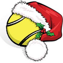 Arbre de Noël du tennis de Prissé