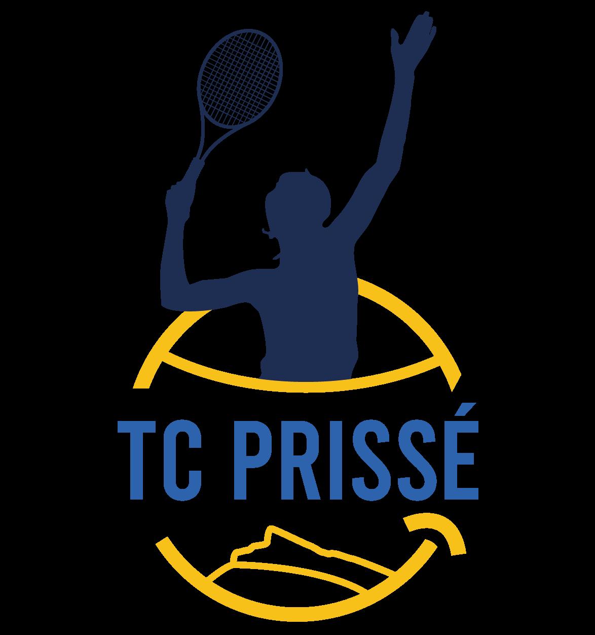 Logo Tennis Club Prissé