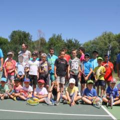 L'école de Tennis