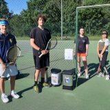 PRISSÉ : Le tennis club a rouvert ses courts extérieurs(27/05/2020)